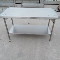 Used Stainless Steel Table Stand (7514)