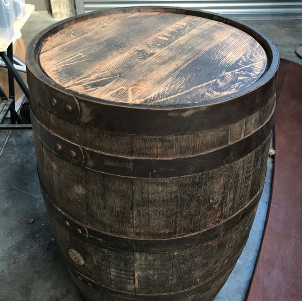 Whiskey barrels for sale