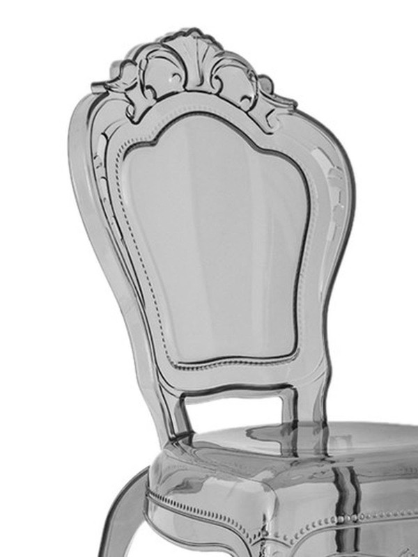 Secondhand ghost chairs