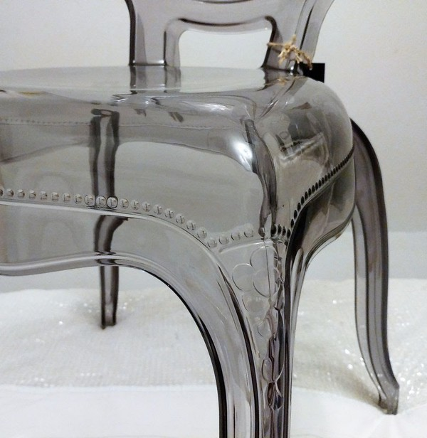 Stackable ghost chairs for sale