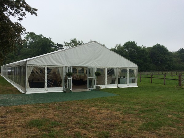 Ex Hire Marquee for sale