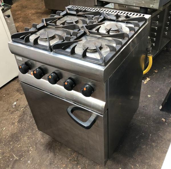 4 Burner oven for sale