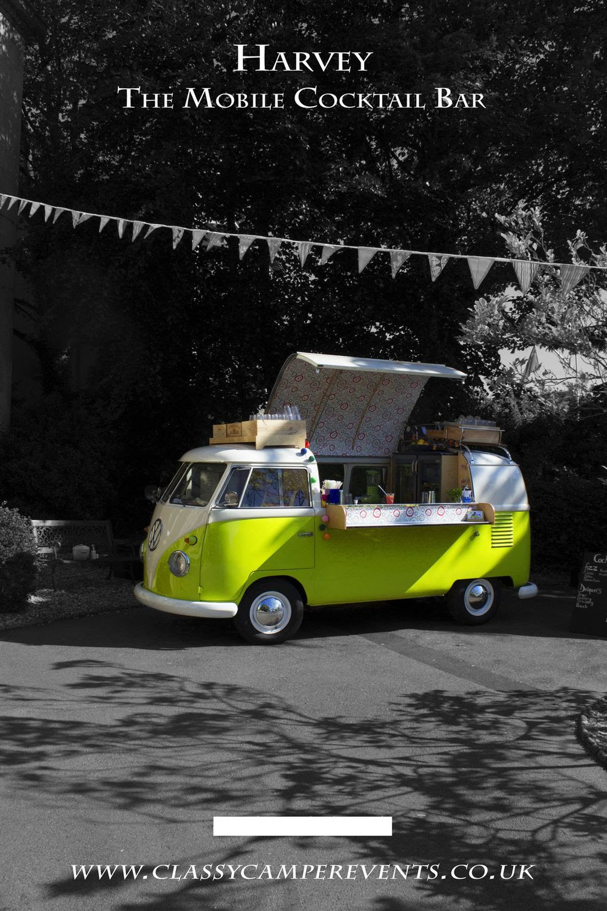Secondhand Catering Equipment Catering Businesses For Sale Unique Vw Mobile Cocktail Bar