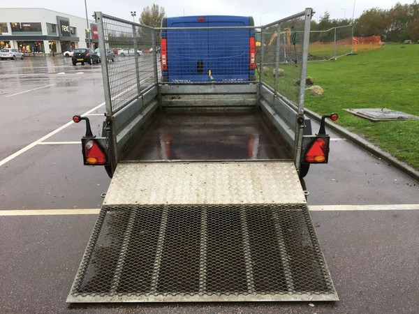Second Hand Indespension 8 x 5 Trailer