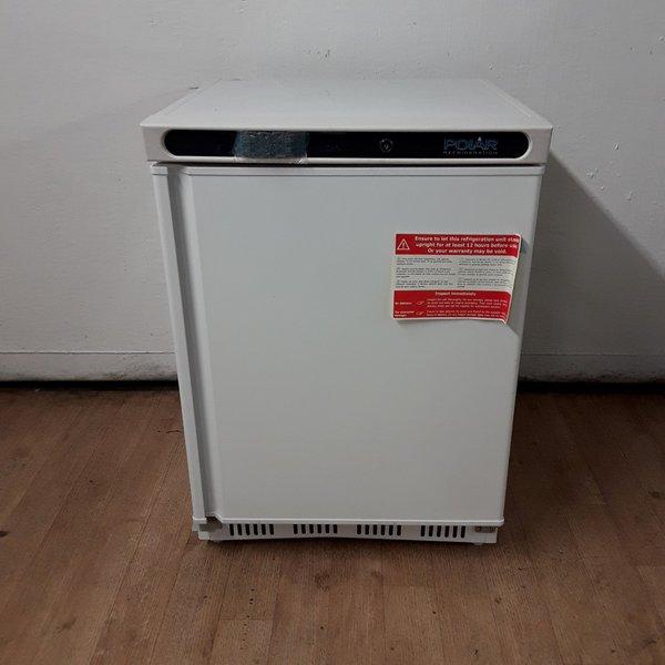 New under counter fridge