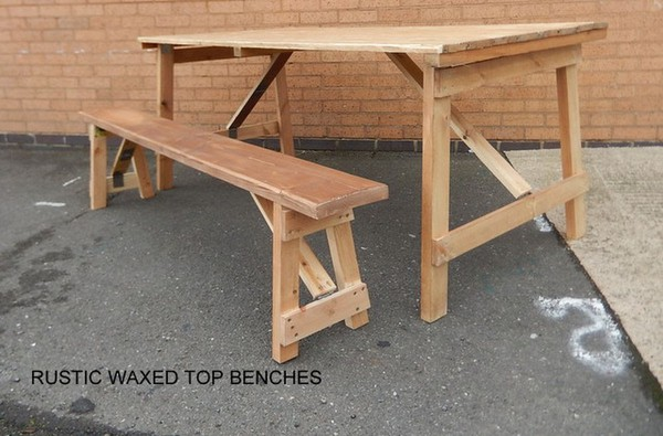 Rustic benches for sale