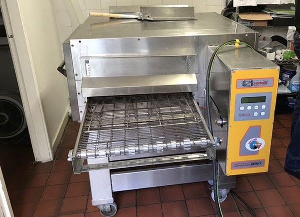 Conveyor oven for sale