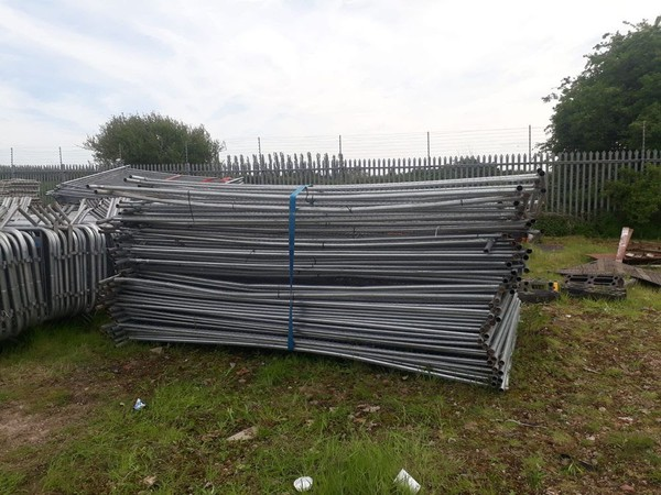 Temp fencing for sale