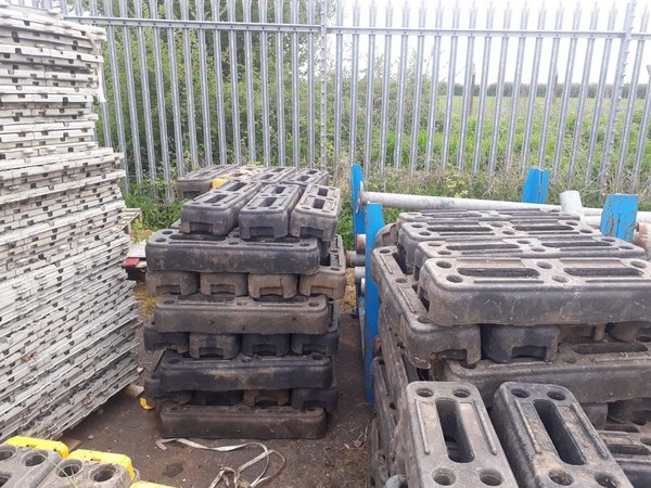Used fencing for sale