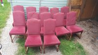 Job Lot of Upholstered Pub Chairs