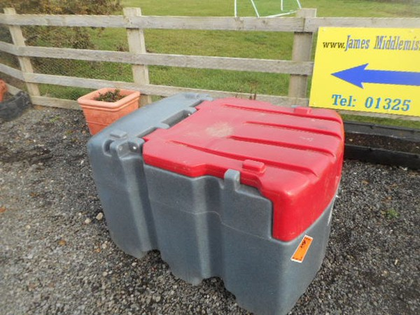 Plastic fuel tank for sale