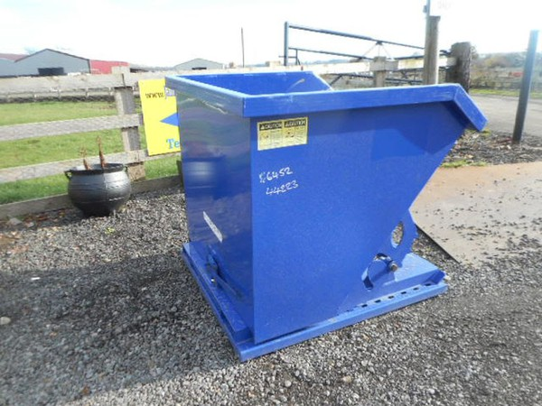 Tipping skip for sale
