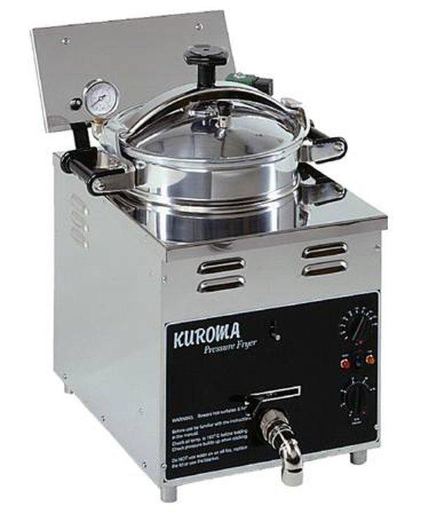 Job Lot Commercial Pressure Fryer