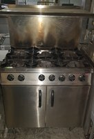 Range oven for sale