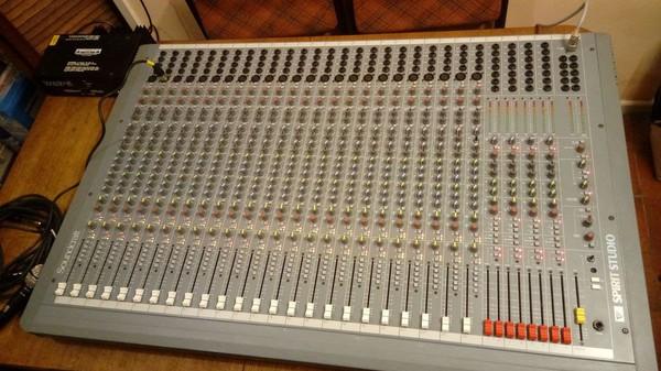 Soundcraft desk for sale