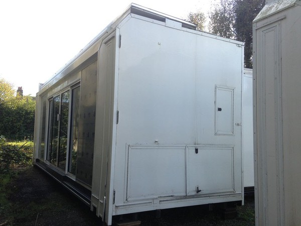Exhibition container for sale