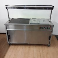 Carvery hot cupboard