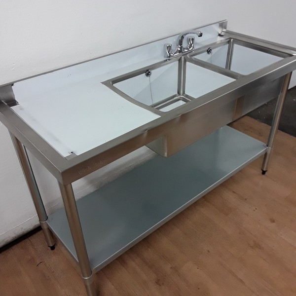 New double sink