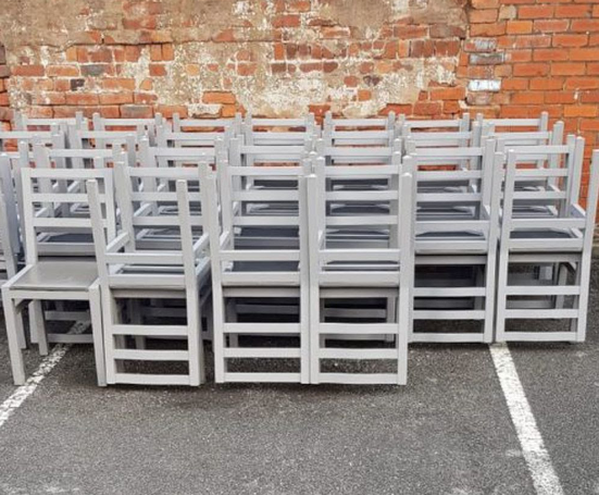 Chairs job lot