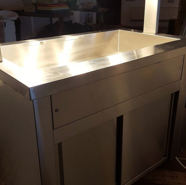Secondhand carvery unit