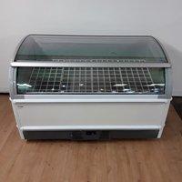 Used display freezer