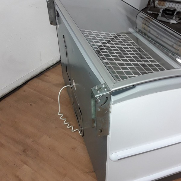 Secondhand freezer