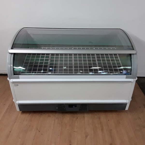 Used display freezer