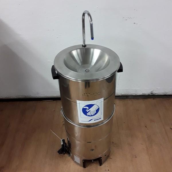 Hand wash boiler