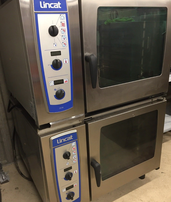 Secondhand steam ovens