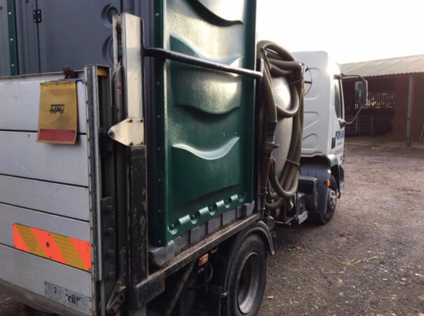 Secondhand lorry for sale