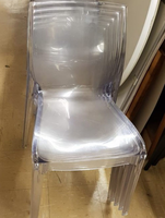 Acrylic chairs for sale