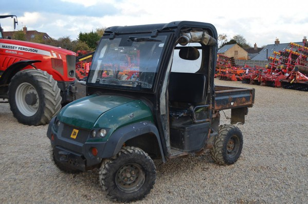 Buy Used JCB WORKMAX UTV