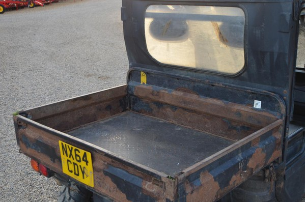 JCB WORKMAX UTV Farm Tractor