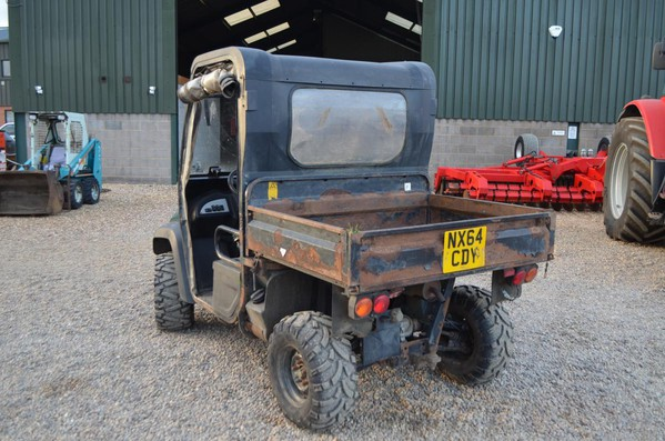JCB WORKMAX UTV For Sale