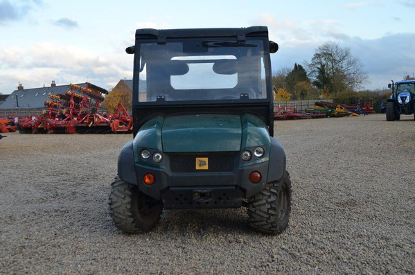 Second Hand JCB WORKMAX UTV