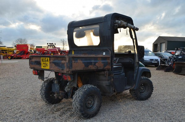 Used JCB WORKMAX UTV
