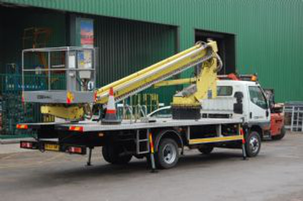 Used SkyKing 189T Mitsubishi Canter