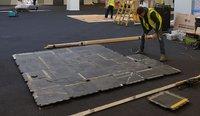 Platform flooring