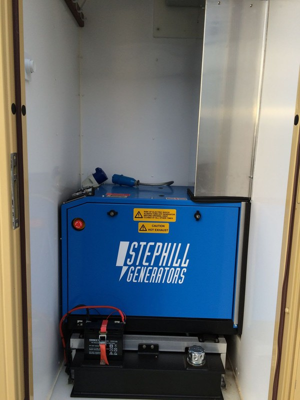 Gigsafe welfare unit for sale
