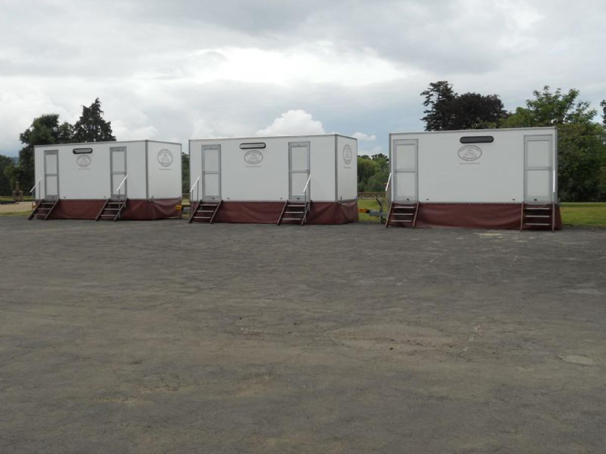 Profitable Business For Sale | Toilet Hire | Luxury Toilet