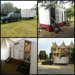 Toilet hire business for sale