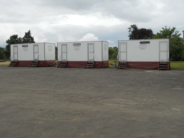 Event Toilet hire business for sale