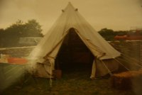 Old bell tent for sale