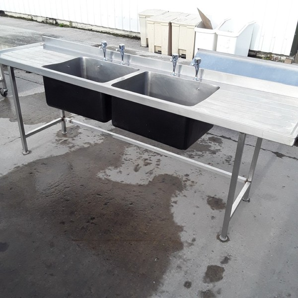 Double sink for sale