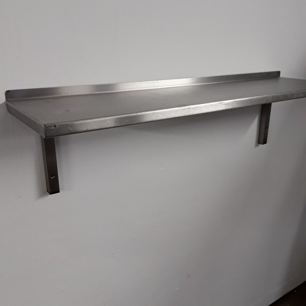 Secondhand wall shelf
