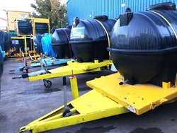 Towable bowsers for sale