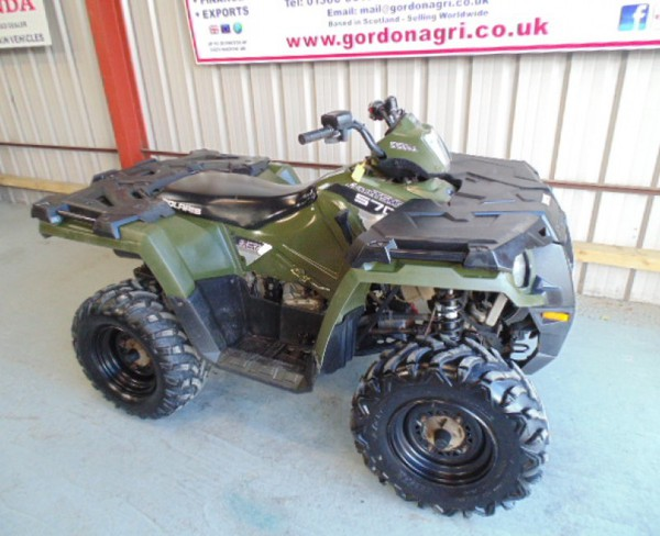Buy Used Polaris Sportsman 570cc 2016
