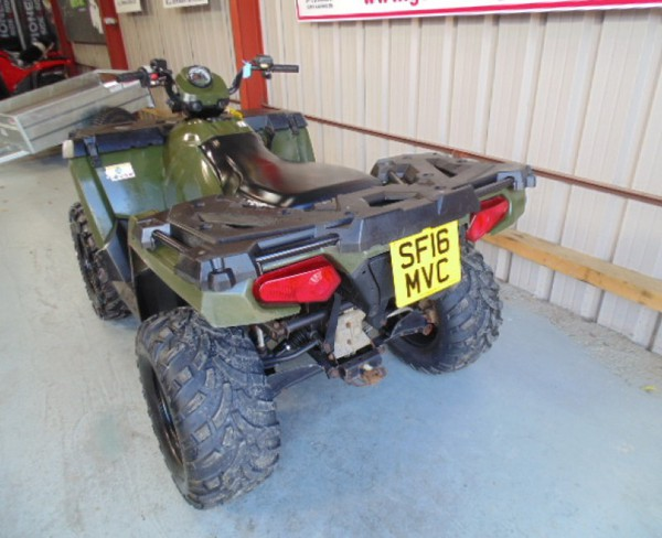Polaris Sportsman 570cc 2016