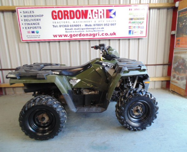 Second Hand Polaris Sportsman 570cc 2016