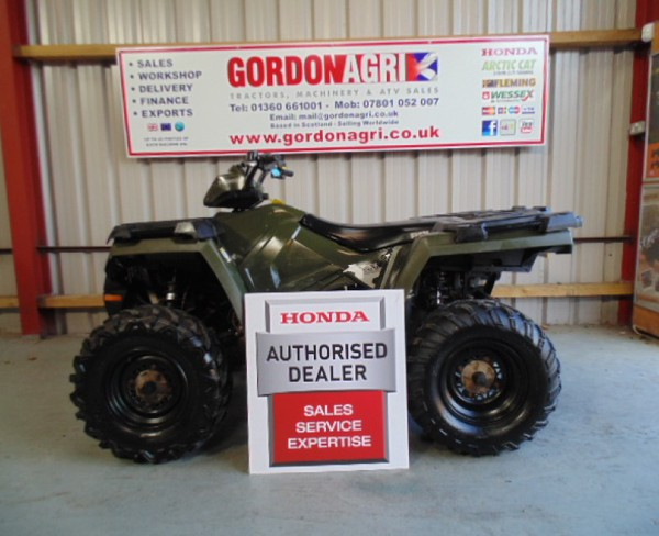 Used Polaris Sportsman 570cc 2016